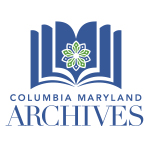 Columbia Maryland Archives Logo